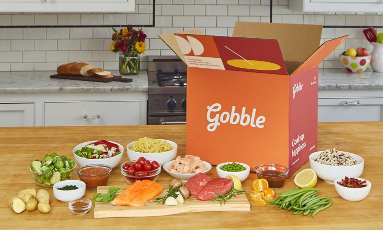 What's Inside the Gobble Box