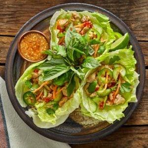 Vietnamese Lettuce Spring Roll Meal Delivery Kit